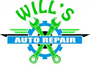 Will's Auto Repair Logo